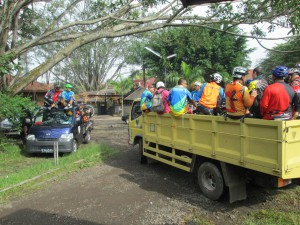 Naik Truck n Pick Up Rame-Rame